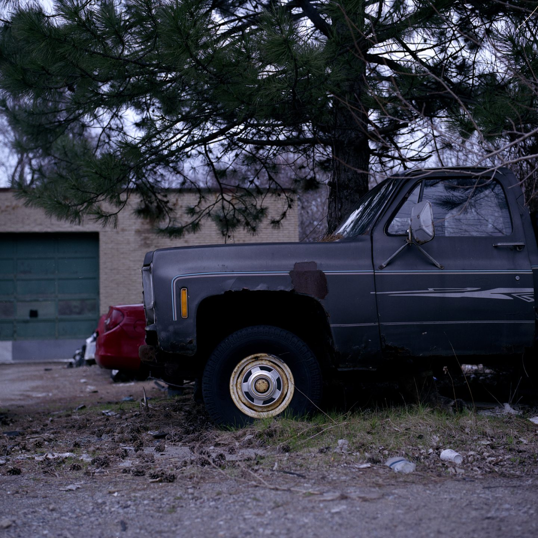 The Found Truck Sessions – Hasselblad 500CM Medium Format Camera