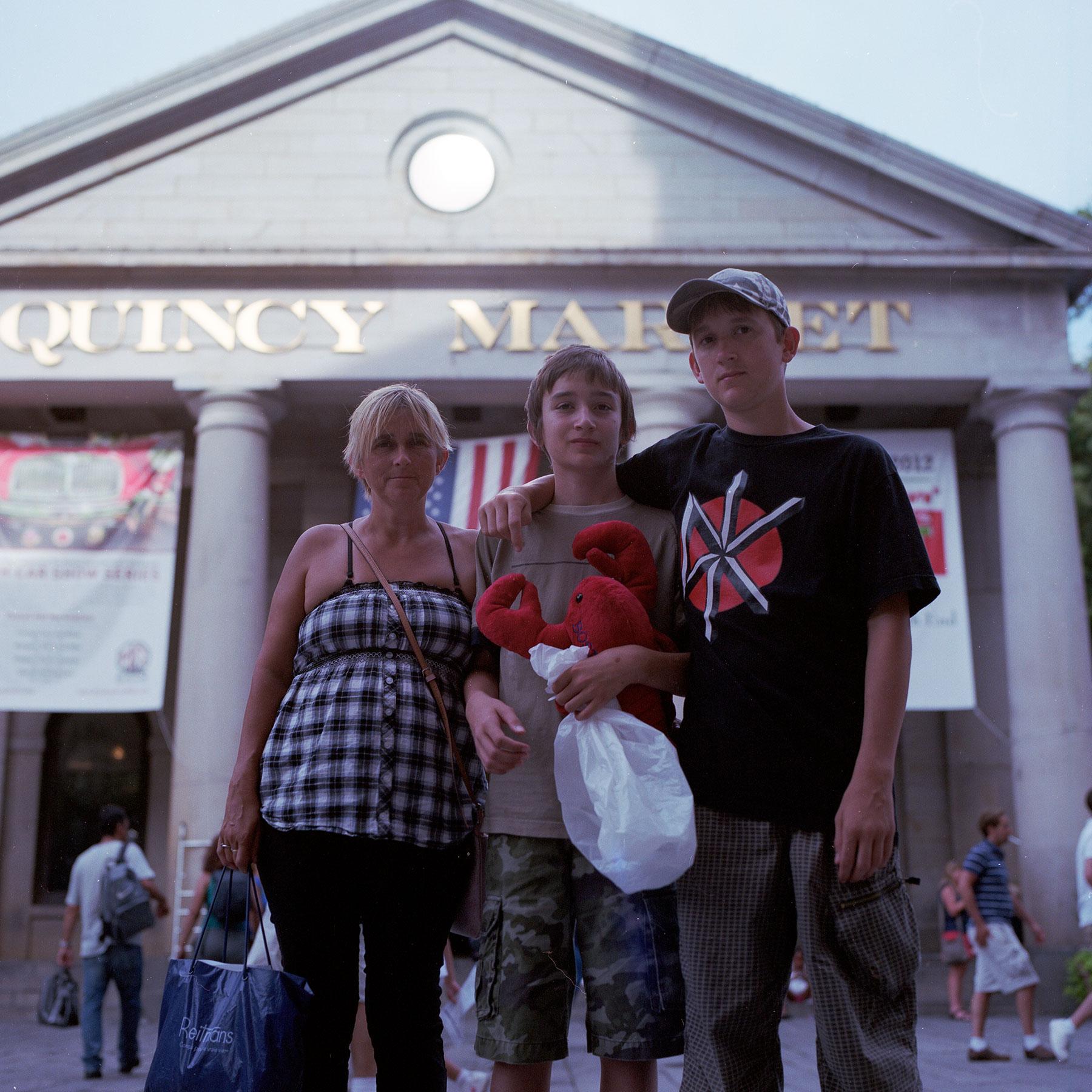 Boston Hasselblad500cm Kodak Portra 160nc Film