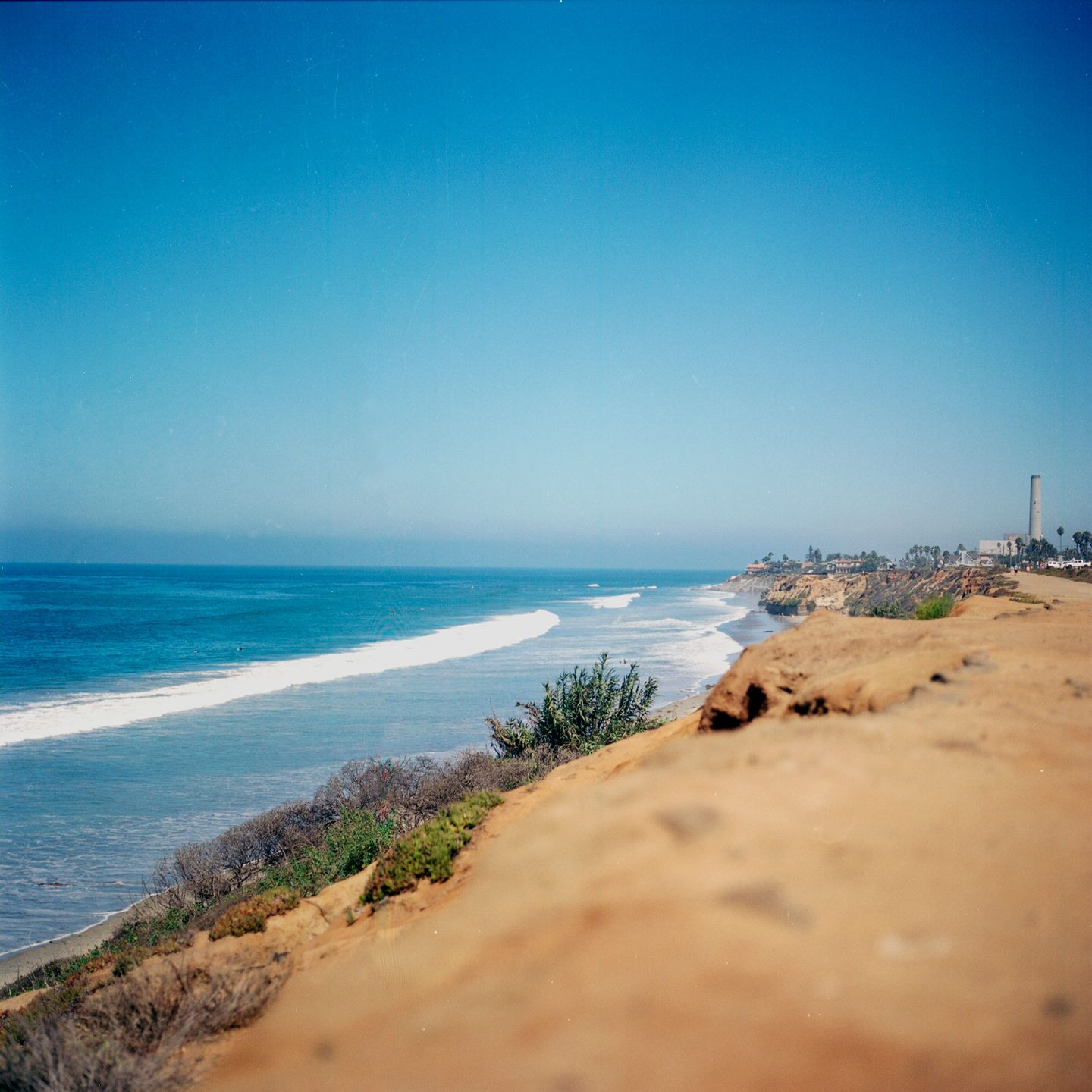 California Sessions – Hasselblad 500cm Kodak film