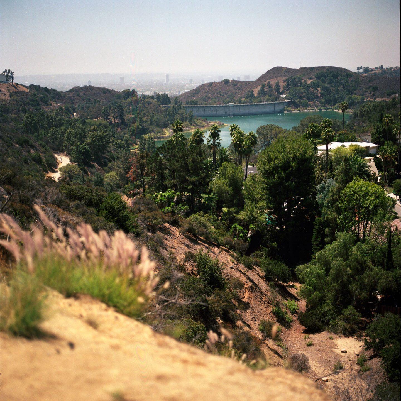California Hasselblad 500cm Kodak film