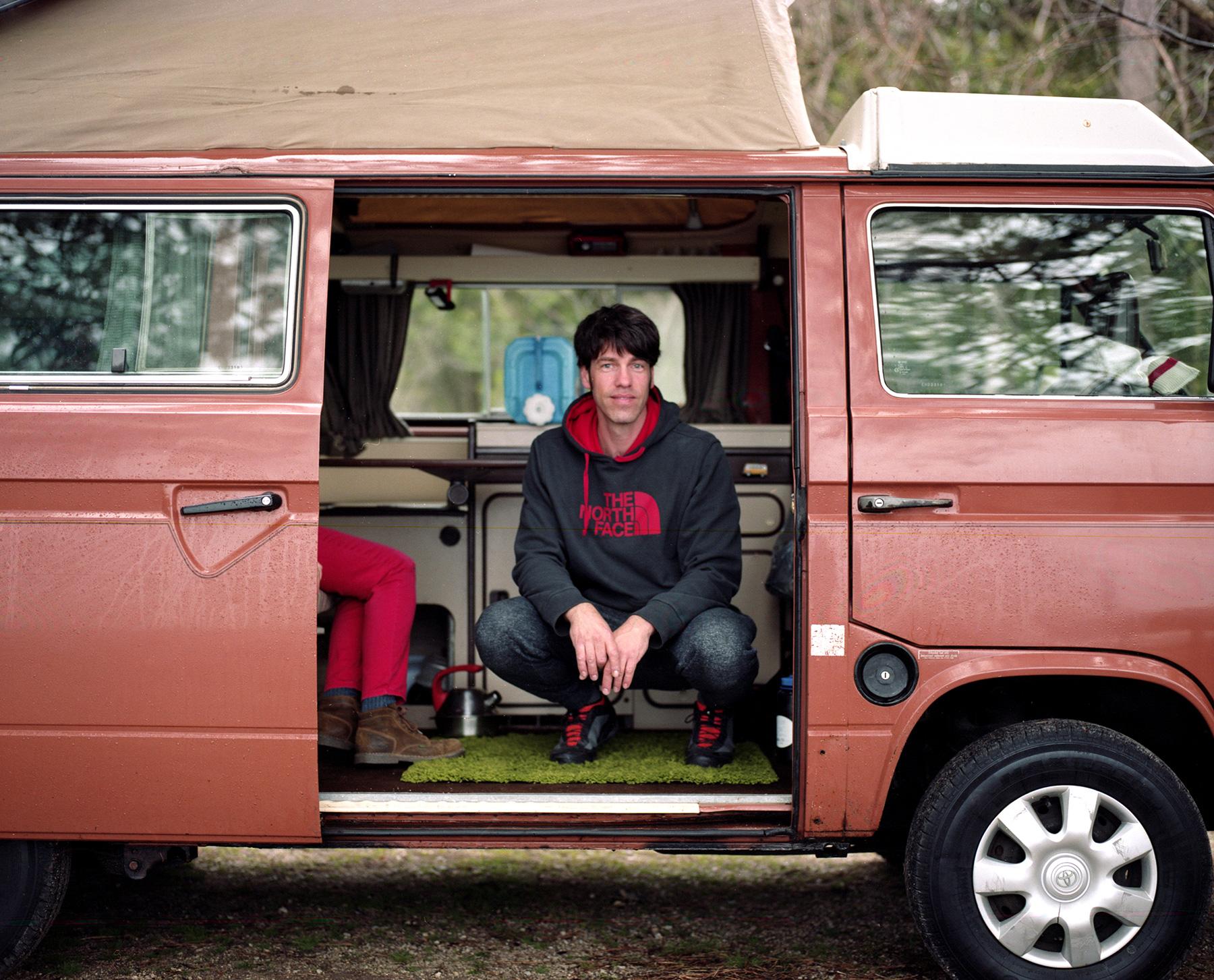 Camping Mamiyar rz67 Kodak Portra 160 Medium Format Photography