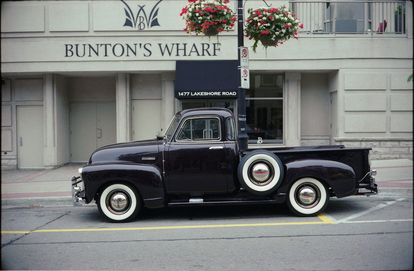 Burlington Cars  – Canon Canonet QL17 35mm film