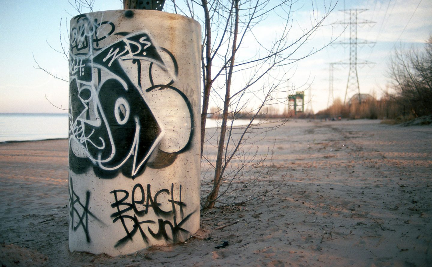 Burlington Beach Sessions – Canon EOS-1n 35mm film