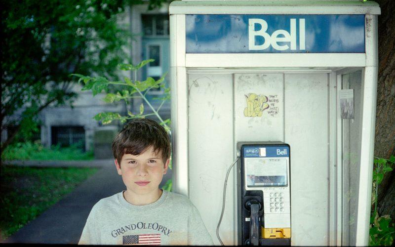 Canonet ql17 35mm film camera Montreal