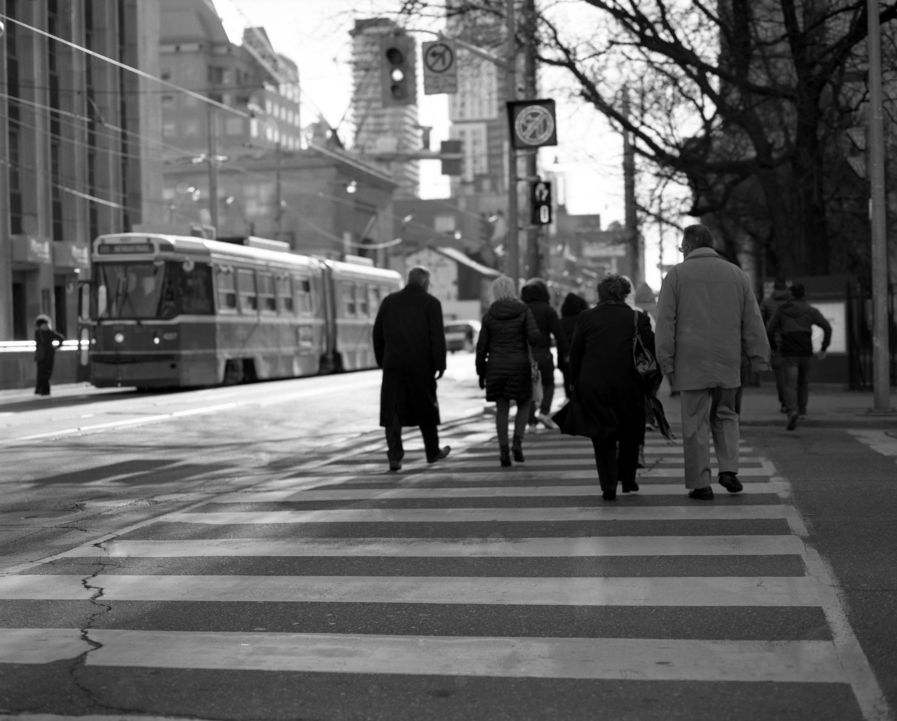 Ilford Delta Pro 100 Toronto Mamiya rz67 Photography