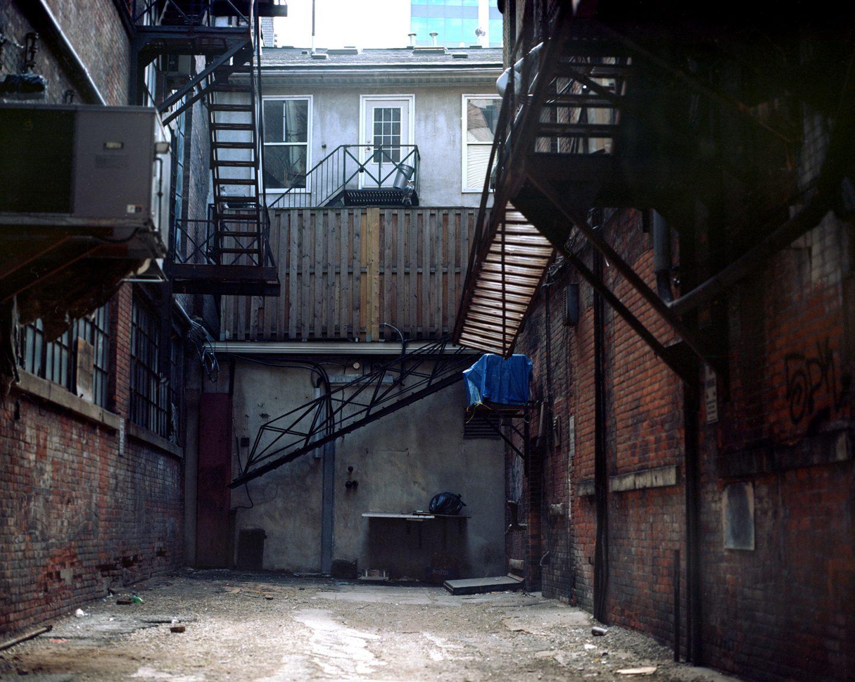 Around Hamilton – Mamiya RZ67 Kodak Ektar 100 film
