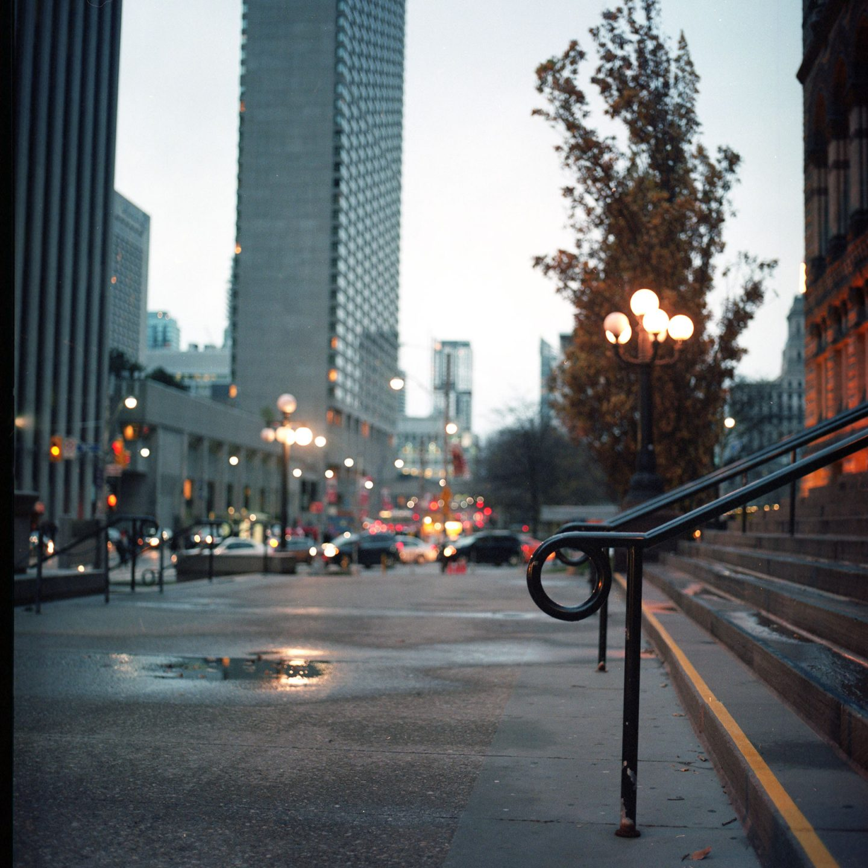 Toronto Sessions – Hasselblad 500cm Kodak Portra 400