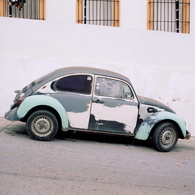 Mexico Hasselblad 500cm Kodak Portra 400 film