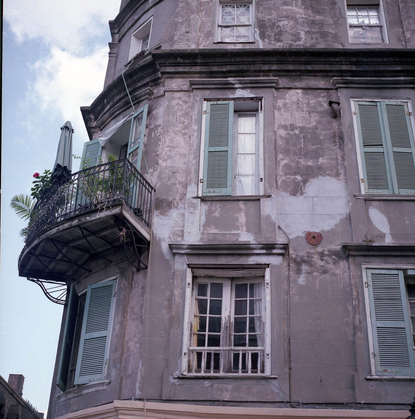 New Orleans Sessions No1 – Hasselblad 500cm Medium Format film