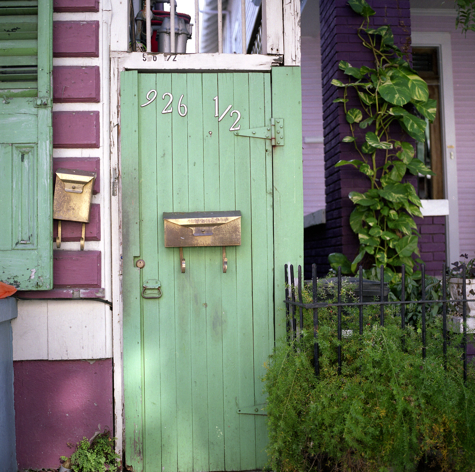 New Orleans Sessions No1 - Hasselblad 500cm Medium Format film