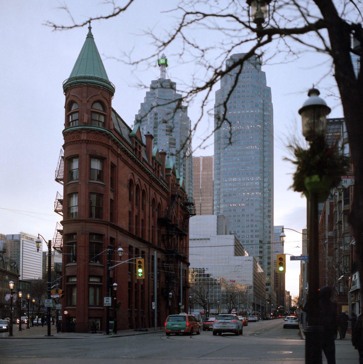 Toronto Hasselblad Sessions – Kodak Portra 400 film