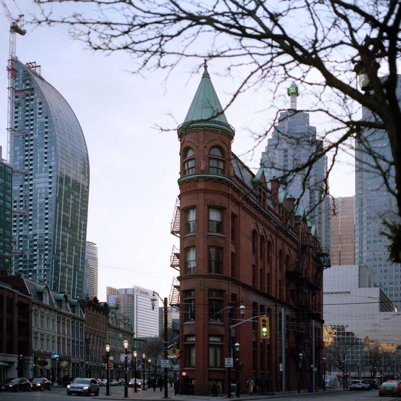 Toronto Kodak Portra 400 Hasselblad 500cm