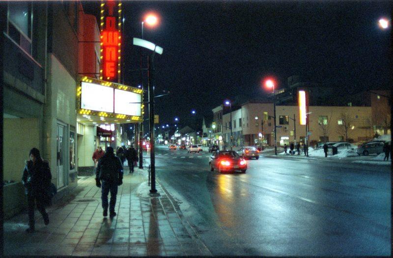 Cinestill ISO 800 35mm film Nikon F4 Photography