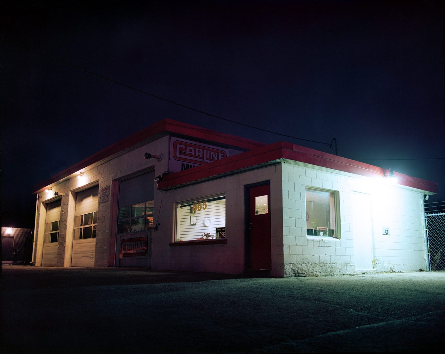 Kodak Ektar 100 120 film Mamiya rz67 Night Long Exposure