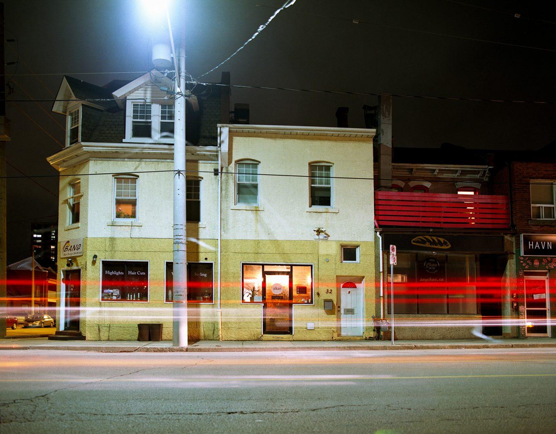 Kodak Ektar 100 Mamiya rz67 Night Photography