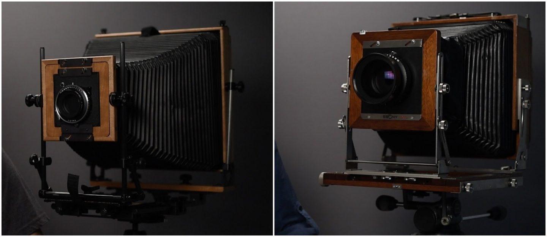 Ritter 8×10 Ebony 8×10 Large Format Camera