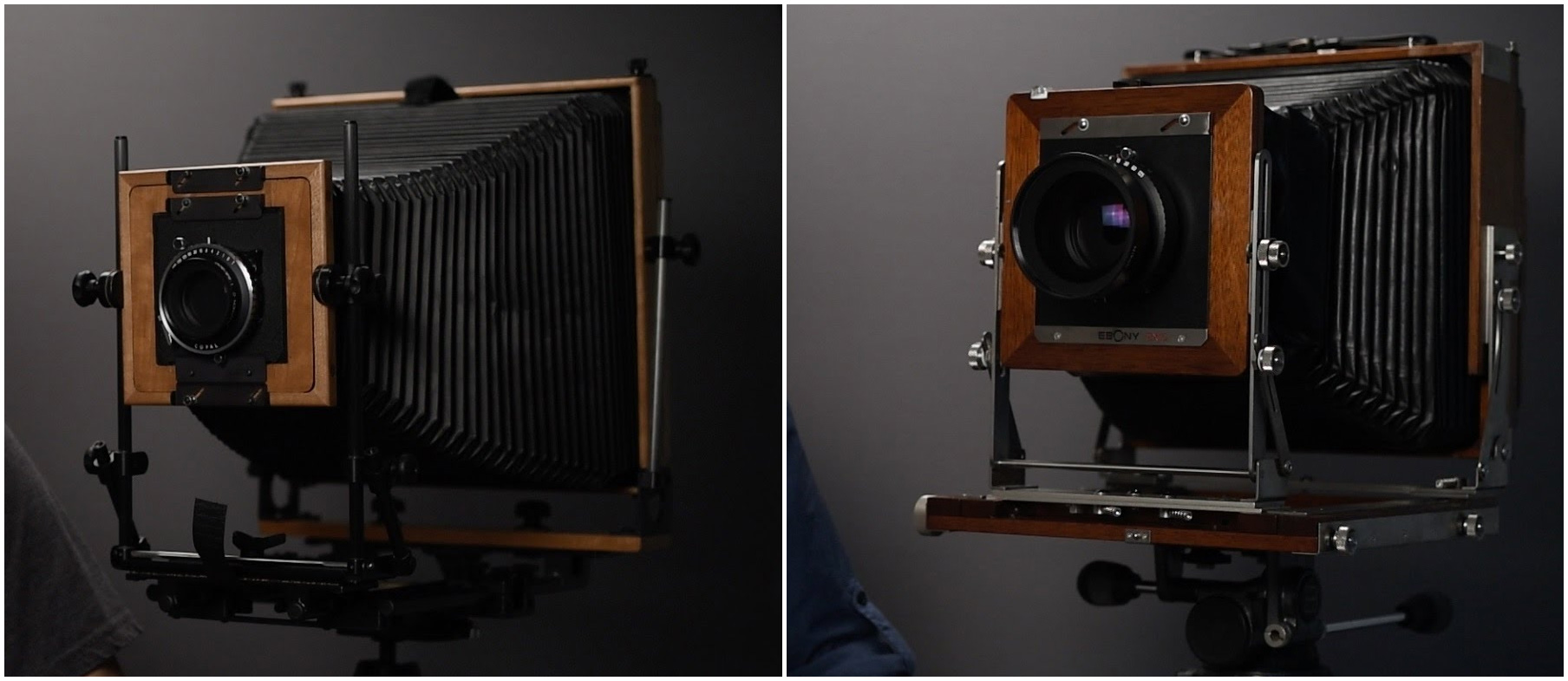 Ritter 8x10 Ebony 8x10 Large Format Camera
