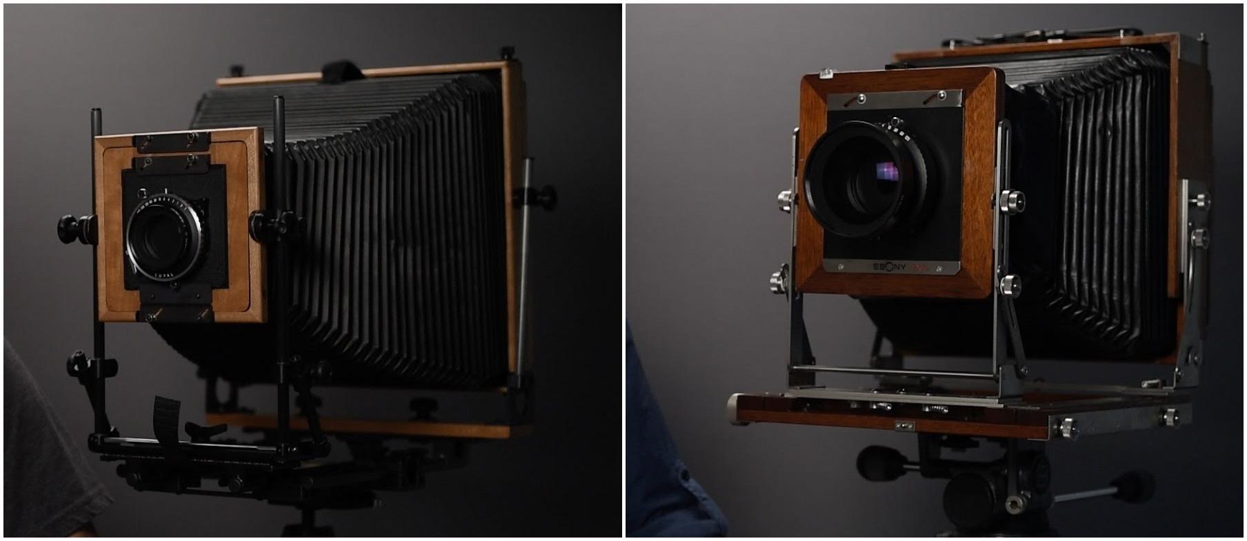 Ritter 8x10 Ebony 8x10 Large Format Camera