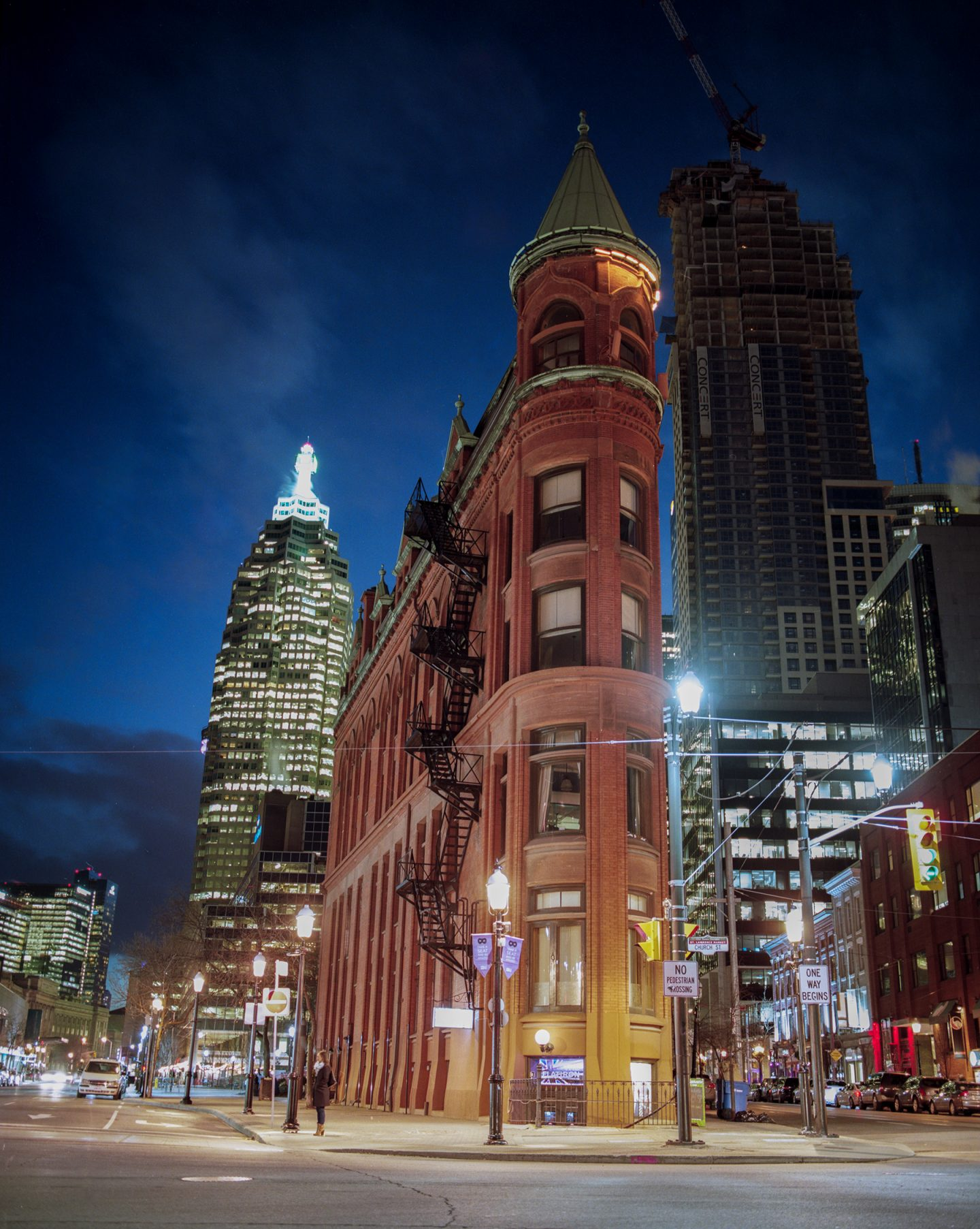 Toronto Kodak Ektar 100 Mamiya rz67