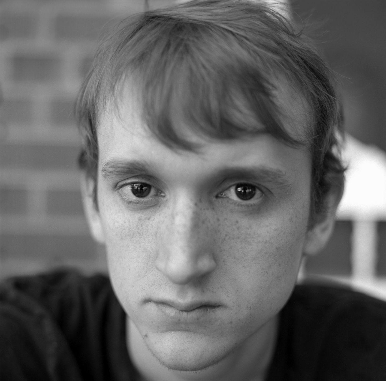 Quick Pic – Hasselblad 500cm Ilford Delta 100 Portrait