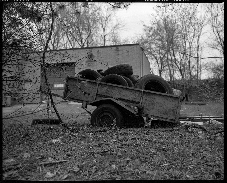 Mamiya rz67 Kodak Tri X Medium Format Film