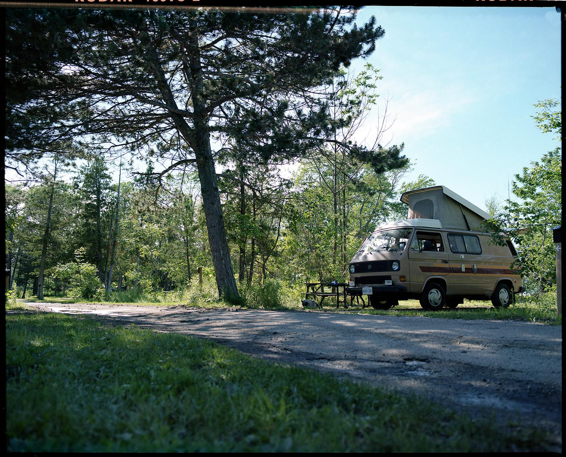 Mamiya RZ67 Kodak Portra 160VC Medium Format film