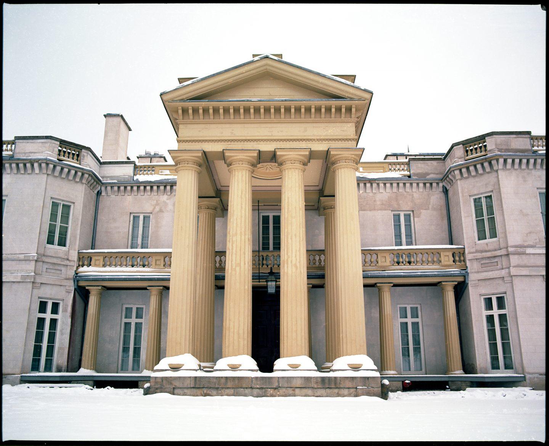 Dundern Castle Hamilton Ontario
