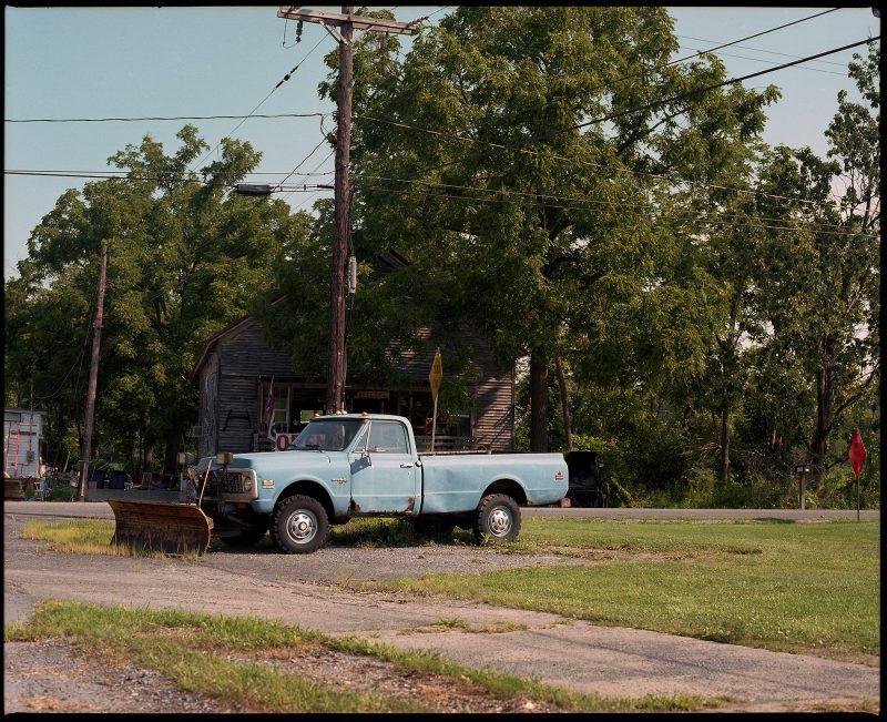 Mamiya RZ67 Medium Format film Photography Watkins Glen