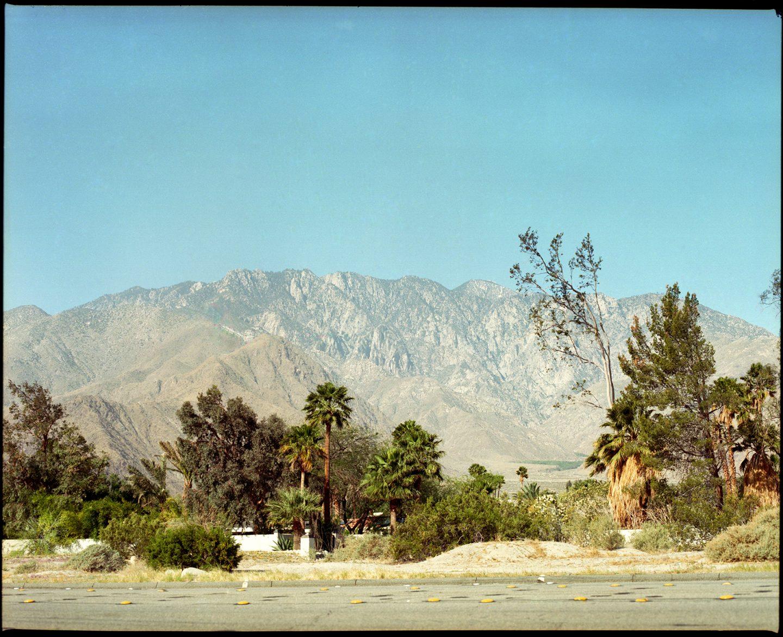 Palm Springs – Mamiya RZ67 Kodak Ektar 100 film