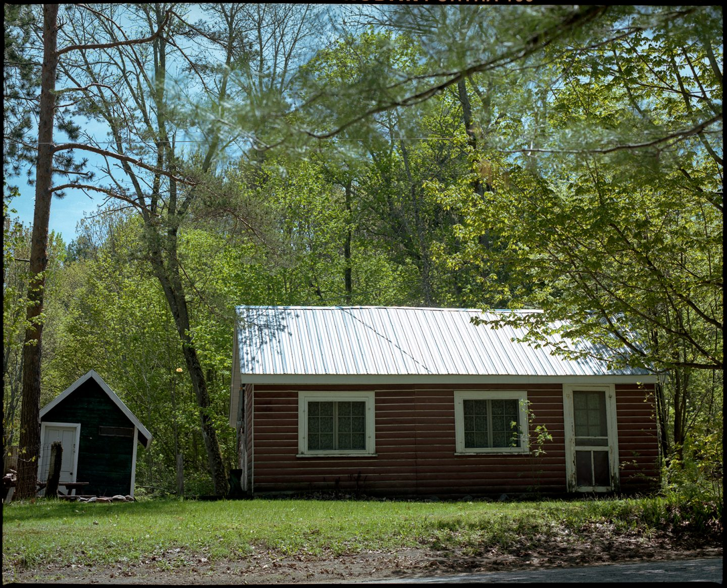 Collingwood Camping with the Mamiya RZ67