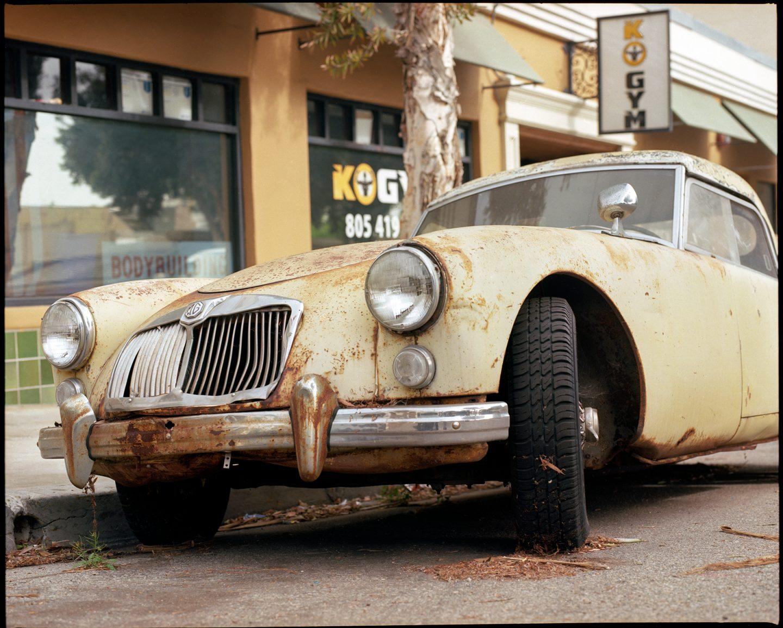 Mamiya RZ67 Kodak Ektar 100 film Photography