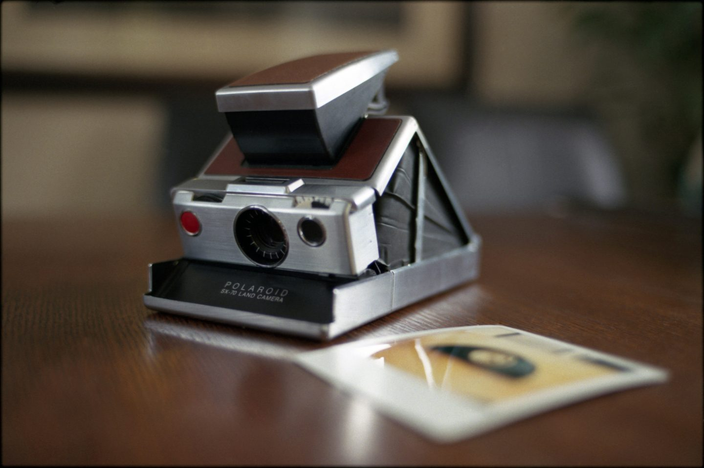 365-30 Polaroid SX-70 Land Camera