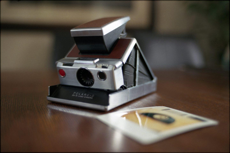 365-30 Polaroid SX-70 Land Camera