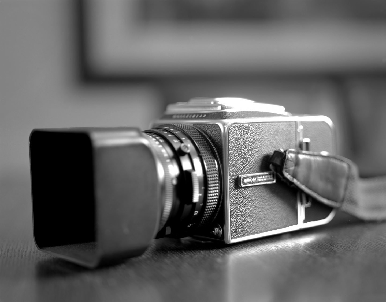 365-28 The Hasselblad 500CM
