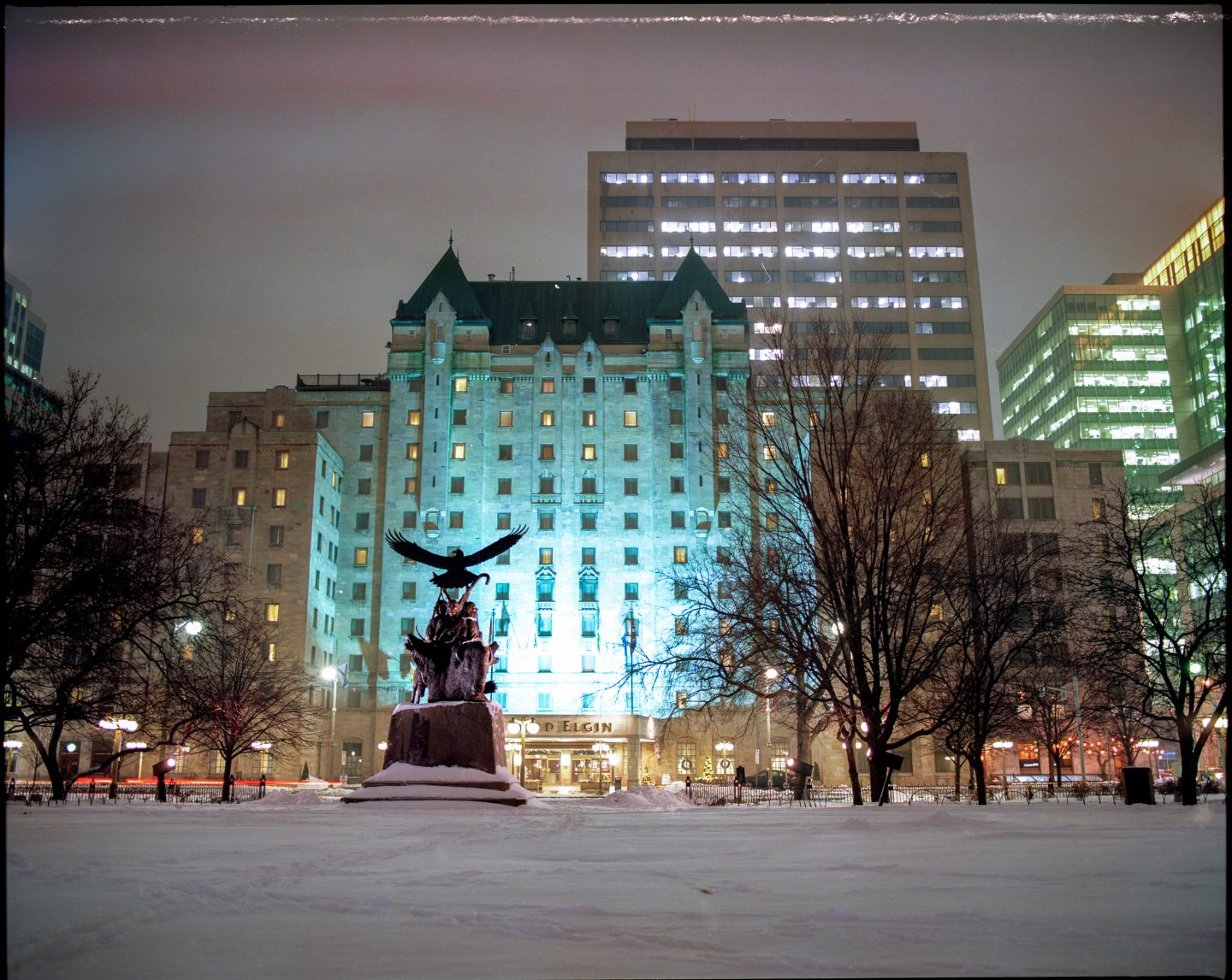 365-33 Lord Elgin Hotel Ottawa