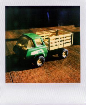 SX-70 Polaroid Instant film Camera