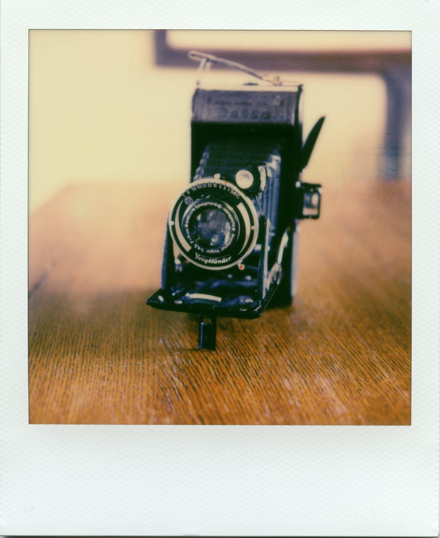 365-36 The Voigtlander Bessa 120 film Camera