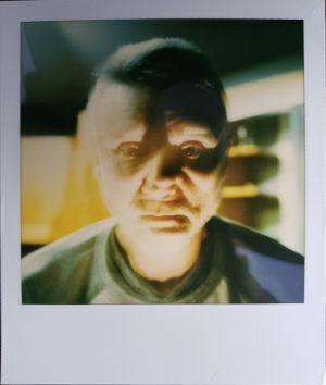 SX-70 Polaroid land camera