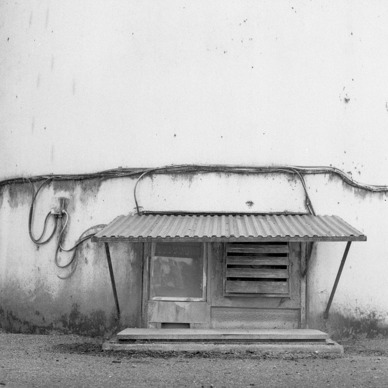 Hasselblad 500cm Fomapan 100 film